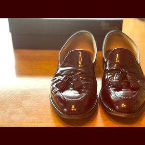 Allen Edmonds Grayson Burgundy Loafer